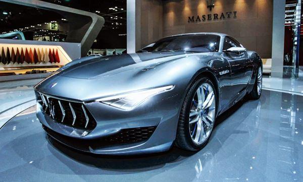 2021 Maserati Alfieri Price Release
