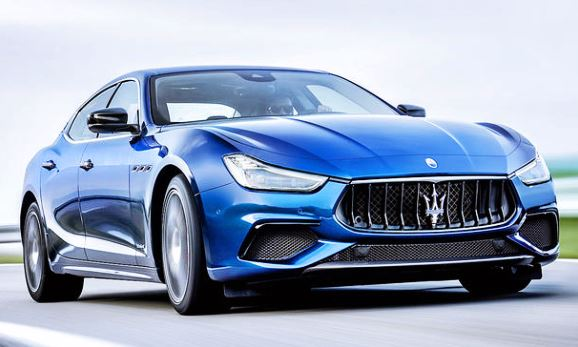 2021 Maserati Ghibli Design