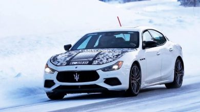 Photo of 2021 Maserati Ghibli Facelift