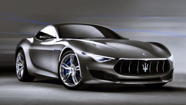 2021 Maserati Granturismo Electric
