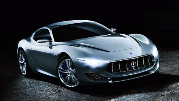 2021 Maserati Granturismo Hybrid