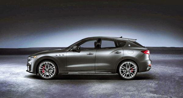 2021 Maserati Levante Trofeo Review