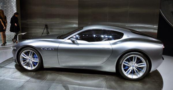 2021 Maserati MC20 Design
