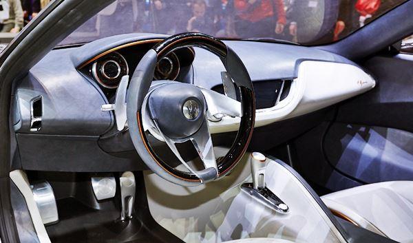 2021 Maserati MC20 Interior