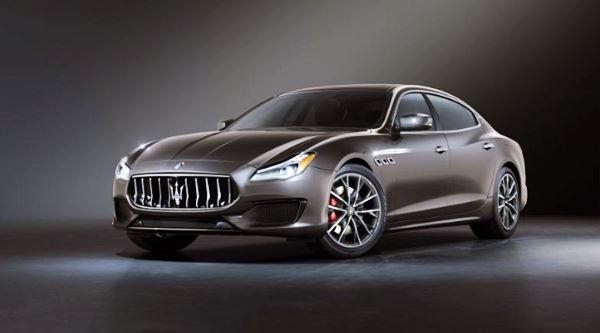 2021 Maserati Quattroporte Gts