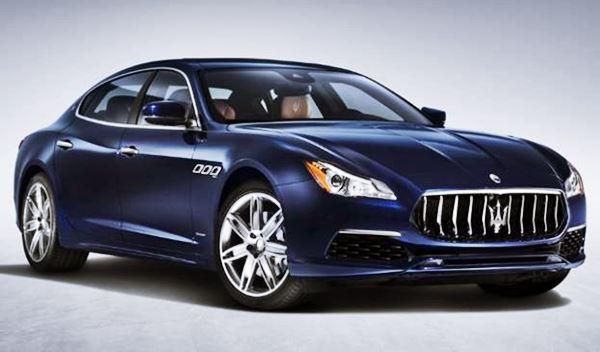 2021 Maserati Quattroporte Release Date