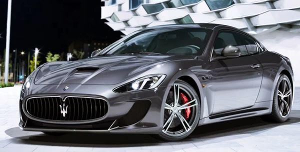 2022 Maserati Ghibli Concept