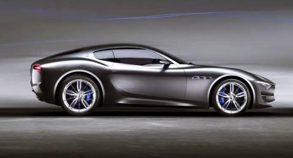 2022 Maserati Ghibli Interior Design