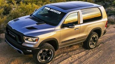 2021 Dodge Ramcharger Price Release