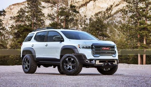 2022 GMC Jimmy Specs Review