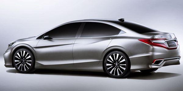 2022 Honda Accord Sport Concept