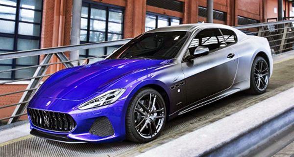 New Maserati Granturismo 2021 Design