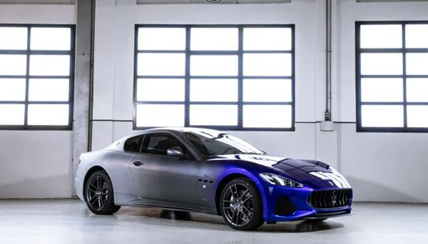 New Maserati Granturismo 2021 Release