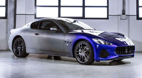 New Maserati Granturismo 2021