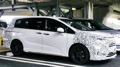 Photo of 2022 Honda Odyssey New Design