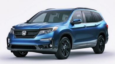 Honda Pilot Future Redesign 2022