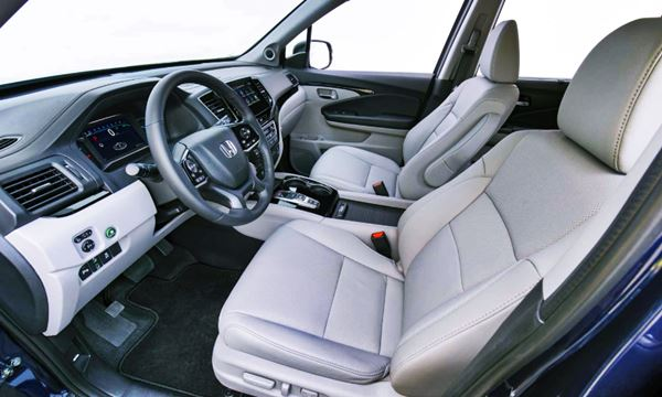 Honda Pilot Future Redesign 2022 Interior