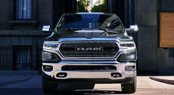 New 2021 Dodge Ramcharger Design