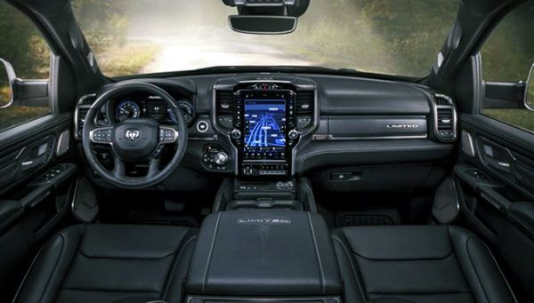 New 2021 Dodge Ramcharger Interior