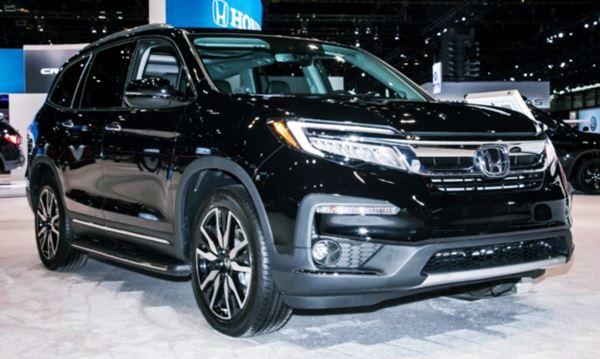 New 2022 Honda Pilot Exterior