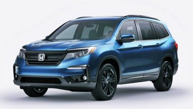 New 2022 Honda Pilot Redesign