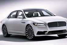 Photo of New 2022 Lincoln Continental Design