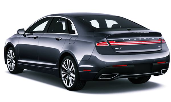 New 2022 Lincoln MKZ Redesign