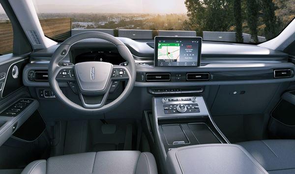 New 2022 Lincoln Nautilus Hybrid