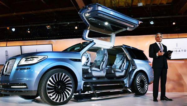 New 2022 Lincoln Navigator Hybrid