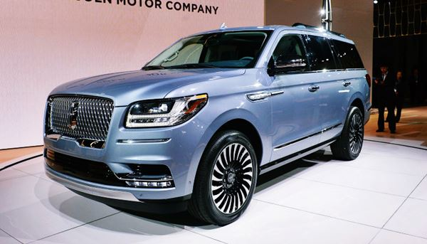 New 2022 Lincoln Navigator Release