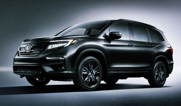 New Honda Pilot Redesign 2022