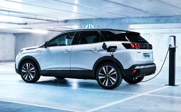 New Peugeot 3008 2022 Hybrid