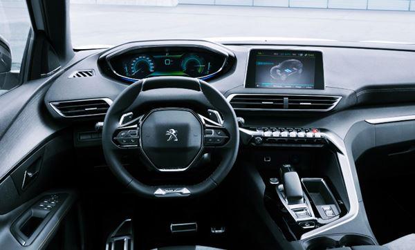 New Peugeot 3008 2022 Interior