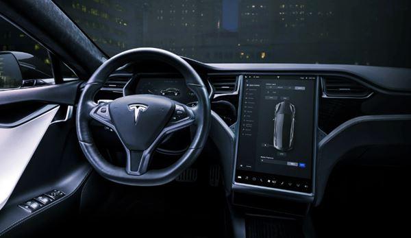 New Tesla Model S 2022 Interior