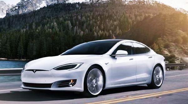New Tesla Model S 2022