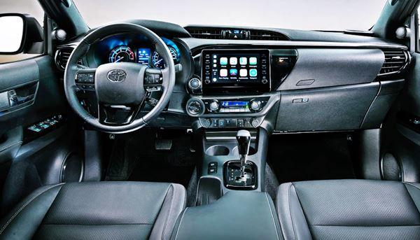 New Toyota Hilux 2022 Design