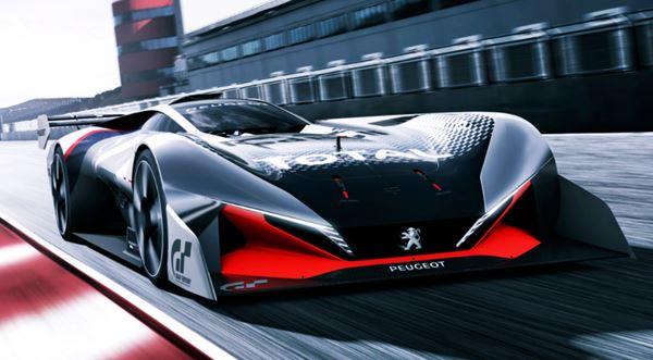 Peugeot Le Mans 2022 Design