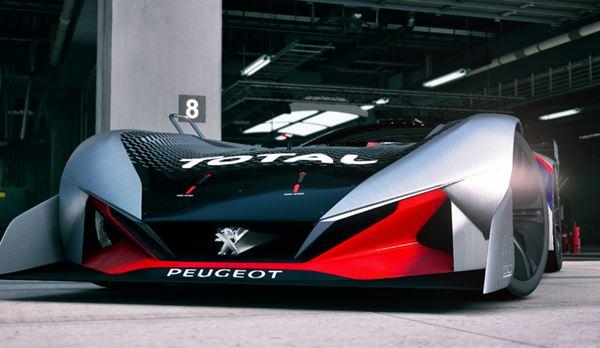 Peugeot Le Mans 2022 Release