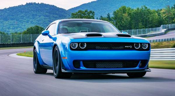 2022 Dodge Challenger Hellcat Design