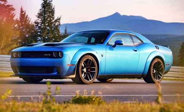 2022 Dodge Challenger Hellcat Exterior
