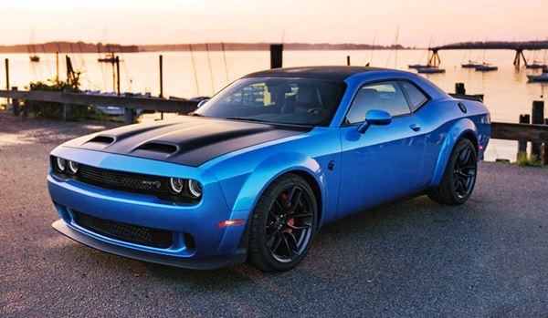2022 Dodge Challenger Hellcat