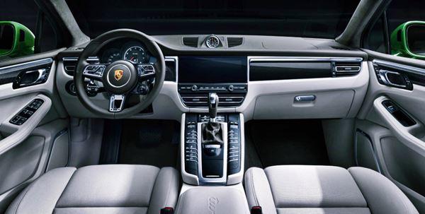 2022 Porsche Macan Electric
