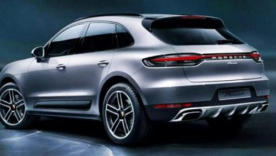 Photo of 2022 Porsche Macan New Design