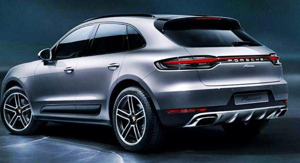 2022 Porsche Macan New Design