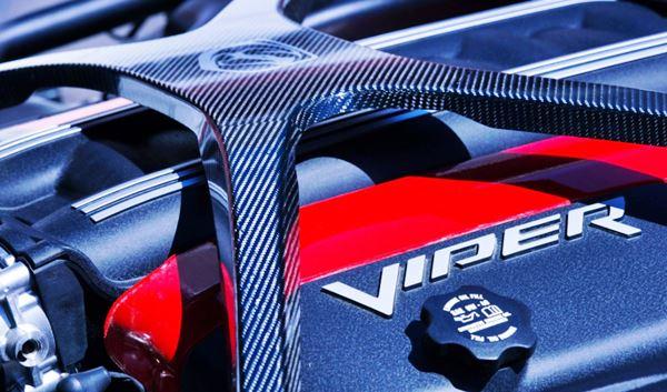 New 2022 Dodge Viper Engine