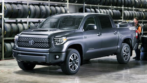 New 2022 Toyota Tundra Design