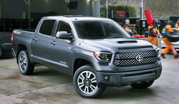 New 2022 Toyota Tundra Redesign