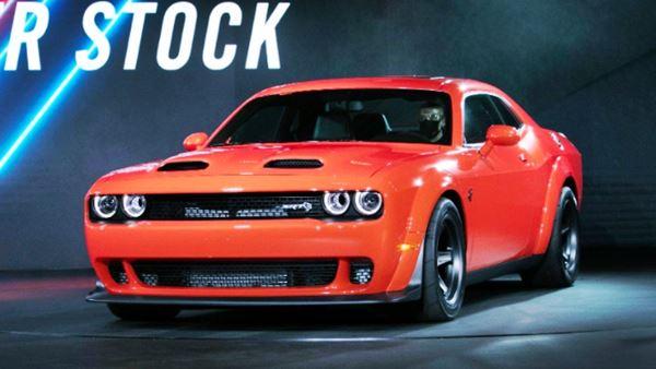 New Dodge Challenger 2022 Design