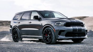 New Dodge Durango 2022