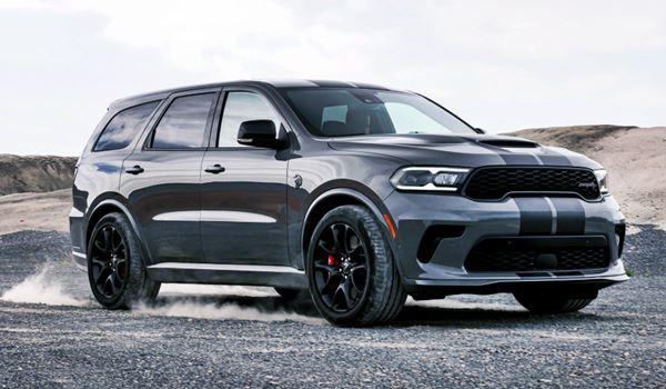 New Dodge Durango 2022